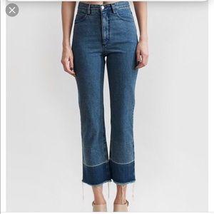 Rachel Comey High waisted slim legion jeans